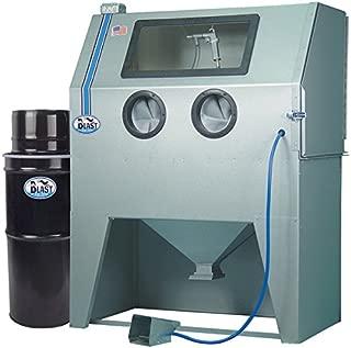 TP Tools USA 2846 Skat Blast Sandblast Sandblasting Cabinet with HEPA Vacuum, 46