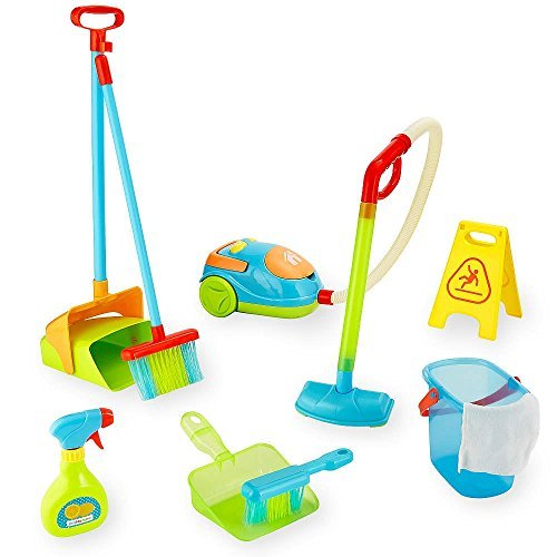Just Like Home Mega Cleaning Set