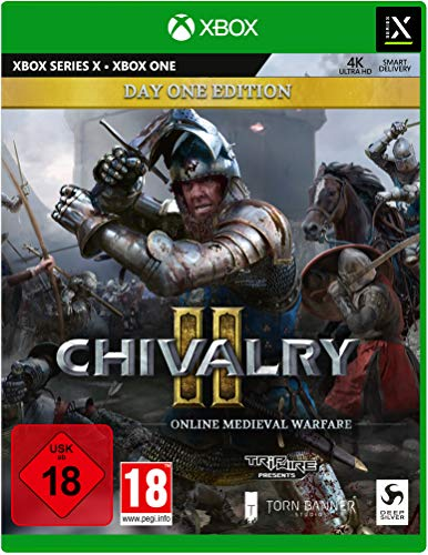 Chivalry 2 Day One Edition (Xbox One / XSeries X) [Importación alemana]