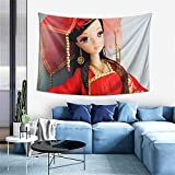 Kurhn tapestry 60x40 inch bedroom decoration microfiber boutique tapestry wall hanging college party dormitory apartment