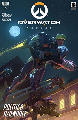Overwatch (Italian) #5