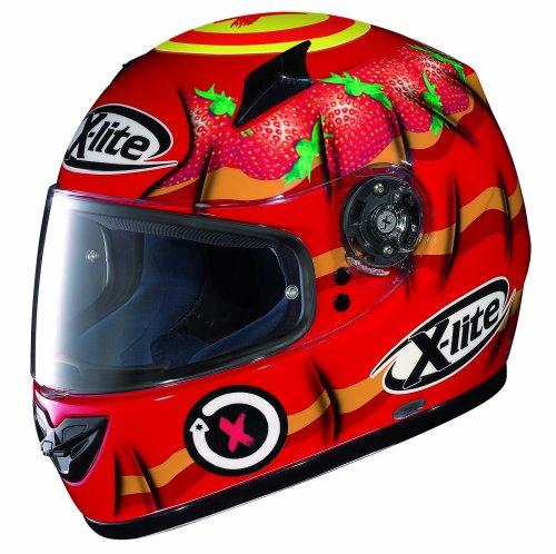 X-Lite Helm, Rot (Replica N-Com), XXL