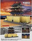 Micro Mini Bloques de construcción JIIYUGUAN Ciudad Modelos Set (1511 Piezas) Juguetes D Architecture Famosos Regalos para niños y Adultos