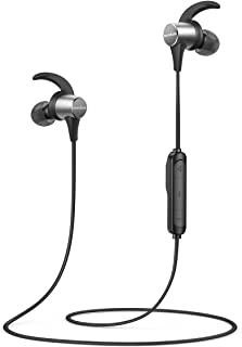 Wireless Headphones Anker Soundcore Spirit Pro, Dual EQ, 10 Hour Playtime, IP68, SweatGuard Technology, Hi-Fi Sound, Built...