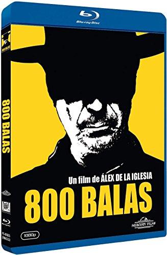 800 Balas Blu Ray [Blu-ray]