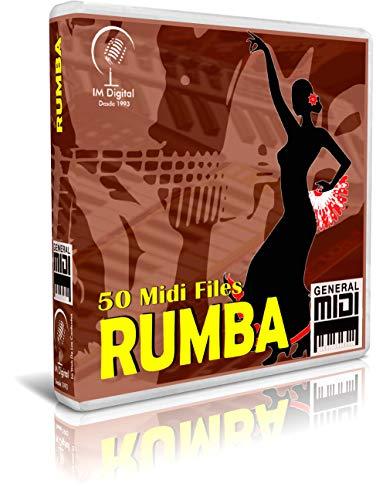 Rumba - Pendrive USB OTG para Teclados Midi, PC, Móvil,
