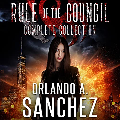 Rule of the Council Box Set, Books 1-3