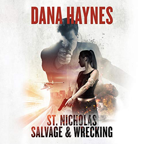 St. Nicholas Salvage & Wrecking audiobook cover art