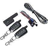 Crimestopper RFALL642W / RF642W 2-Way Keyless Entry FM RF Kit with 2-Way 4 Button Remote and Companion Remote