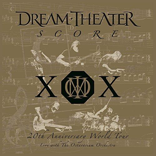 Score 20th Anniversary World Tour (Gatefold Sleeve) [4LP black Vinyl] [Vinilo]