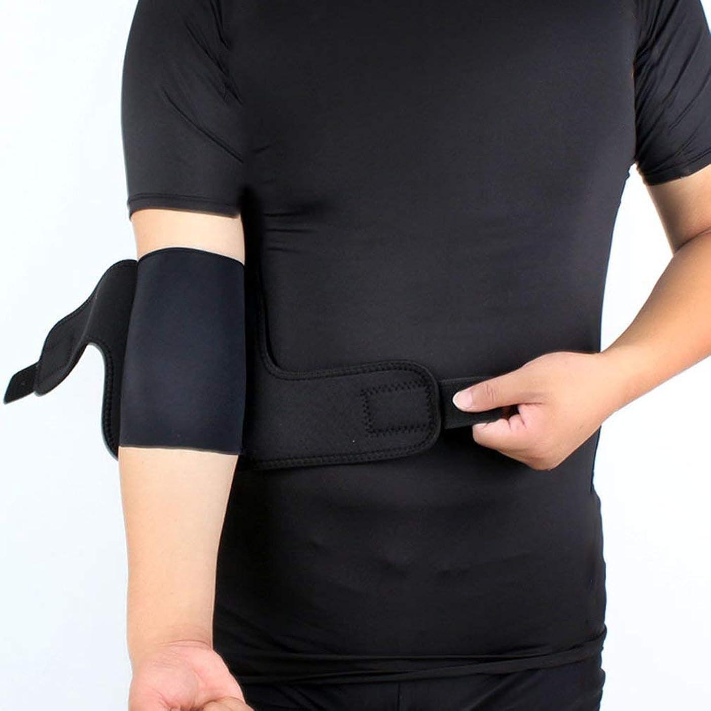 エンジニアリングスキャンシャッタースポーツ肘プロテクターバスケットボールアームガード通気性保護肘パッド-innovationo