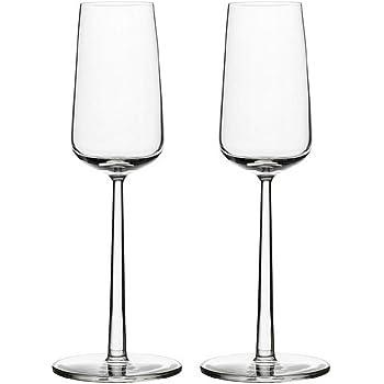 【正規輸入品】 iittala(イッタラ) Essence シャンパン 21cl 【2個入】