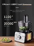 Zoom IMG-2 decen robot da cucina 1100w