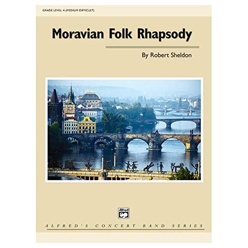 Moravian Folk Rhapsody – SCORE