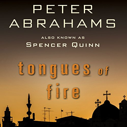Tongues of Fire audiobook cover art