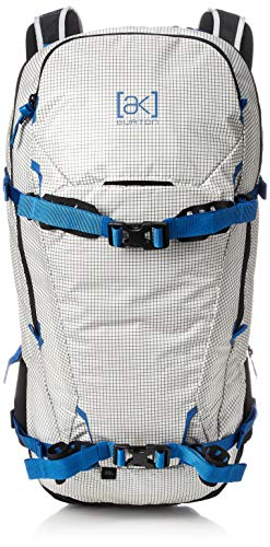 Burton [ak] kippt 30l Pack WHITE/BLUE ONE