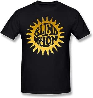 RobertJ.Rivera Mens Blind Melon Basketball Cotton Comfortable Teens Tshirts Gift