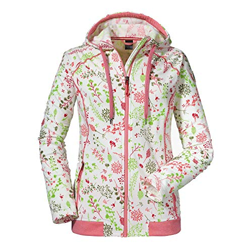 Schöffel Damen Kirkefjord1 Fleecejacke, Strawberry Ice, 44
