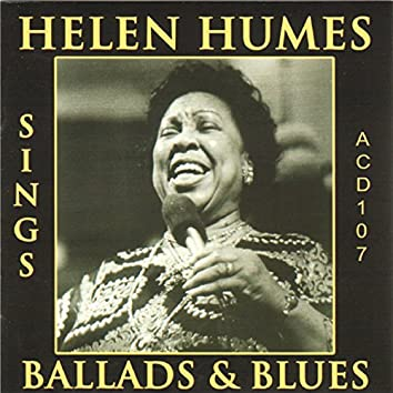 Helen Humes Sings Ballads and Blues