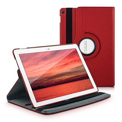 custodia tablet asus kwmobile Cover Compatibile con ASUS ZenPad 10 (Z300) - Custodia per Tablet Rotazione 360° Stand Similpelle - Protezione Tab Pad