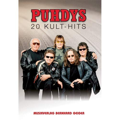 Music Service Geiger - Puhdys - 20 Kult Hits