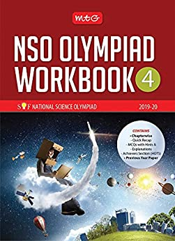 National Science Olympiad  Workbook -Class 4 by [ANIL AHLAWAT]