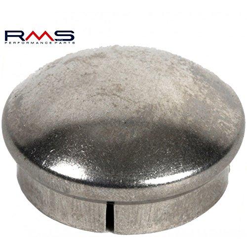 abeck Tapa Freno Buje de Rueda Carga/Metal para Vespa Delantera y Trasera, Varios Modelos Vespa