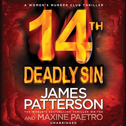 14th Deadly Sin audiobook cover art