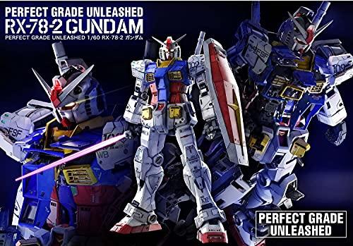 Bandai Hobby - Mobile Suit Gundam - RX-78-2 Gundam, Bandai PGUnleashed 1/60 (2530615)