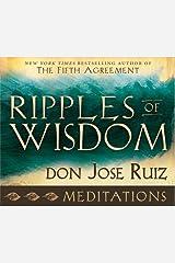 Ripple of Wisdom Meditations - Book CD Audio CD