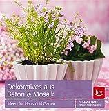 Dekoratives aus Beton & Mosaik: Ideen für Haus und Garten