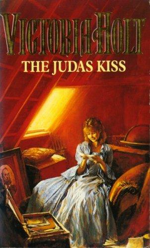 book cover of The Judas Kiss