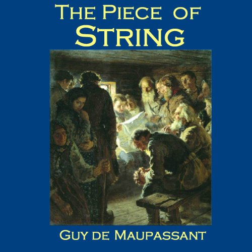 The Piece of String cover art