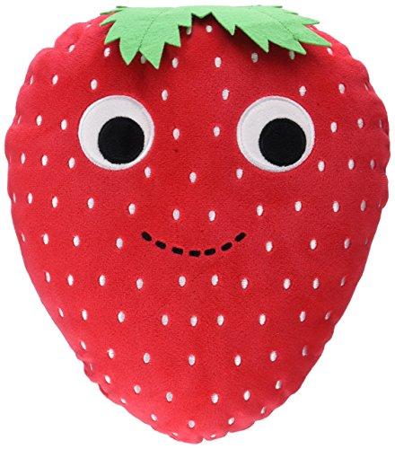 Kidrobot Yummy World Plüsch-Spielzeug Erdbeere, mittelgroß