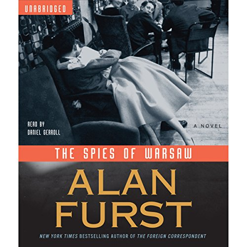 The Spies of Warsaw Audiobook By Alan Furst cover art