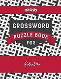 Crossword Puzzle Book for Radical Fun