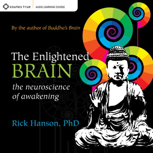 The Enlightened Brain copertina