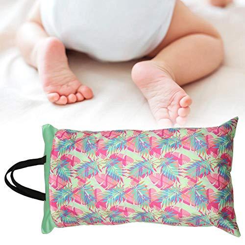 Bolsa de pañales Never Fade, bolsa de pañales para bebé para guardar toallas, artículos de tocador, ropa sucia, zapatos o pañales de tela,(EF231)