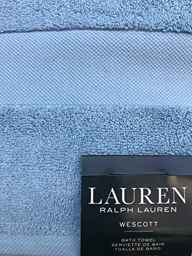 Lauren Ralph Lauren Wescott Badetuch offshore blue