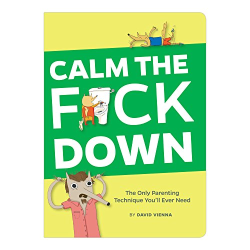 Calm The Fck Down: The Only Parenting Technique You'll Ever Need Photo #2