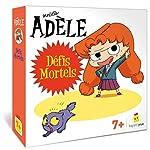 Jeu mortelle Adele - Défis mortels de Diane Le Feyer