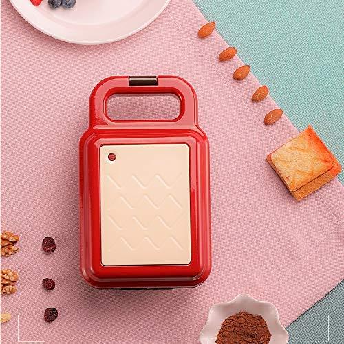 N&O Máquina eléctrica de 600 W para Hacer sándwiches máquina de Desayuno...