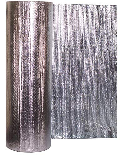 Lámina de aislamiento metálico Solar Bay, 30 m2, color