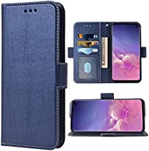 Miagon for Samsung Galaxy S10e Wallet Case,PU Leather Shockproof Flip Magnet Closure Book Style Cover with Kickstand Card Holder