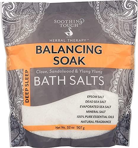 Soothing Touch Bath Salts Balancing Soak 32 Oz