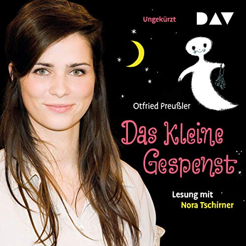Das kleine Gespenst audiobook cover art