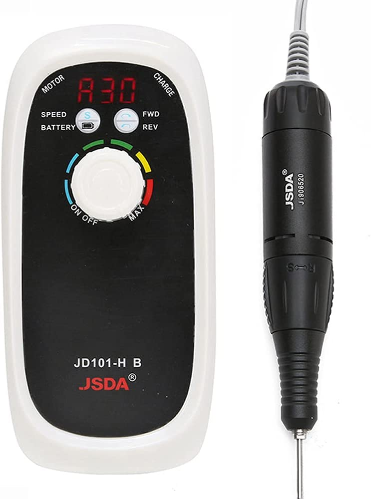 QSYY Super special price 30000RPM Rechargeable Electric Manicure File polishin Nail Max 40% OFF