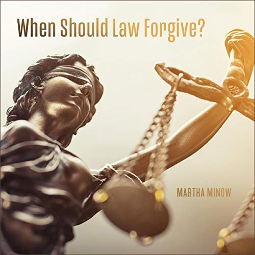 When Should Law Forgive? cover art