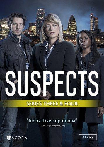 Suspects - Series 3+4