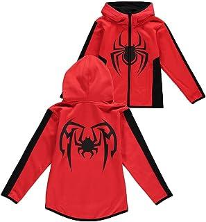 Spider-Man - Miles Morales - Sudadera con capucha para niños